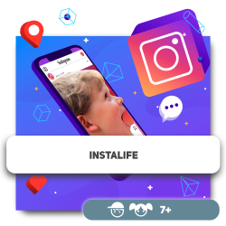 Instalife. All about the content and personal brand. - Programming for children in Orlando