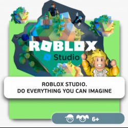 Roblox Studio. Do everything you can imagine - Programming for children in Orlando