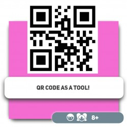 QR code as a tool! - Programming for children in Orlando