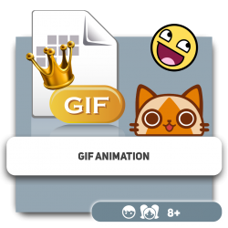 Gif animation - Programming for children in Orlando
