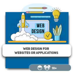 Web-design for websites and apps. - Programming for children in Orlando