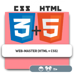 Web-master (HTML + CSS) - Programming for children in Orlando