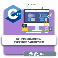 C++ programming. Everyone can do this! - Programming for children in Orlando